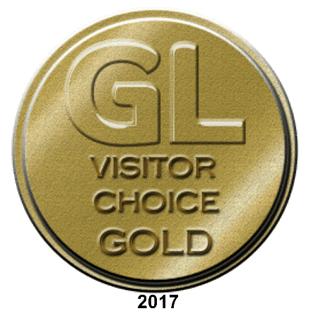 GuestLink Visitor Choice Awards - Gold Award Member