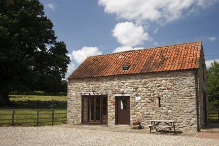 Field Barn Cottage from the Outside