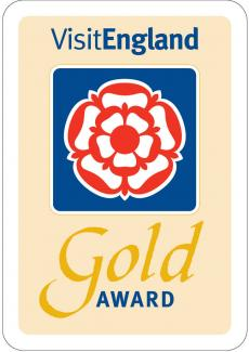 Field Barn Cottage Gold Award